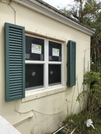 eco impact resistant window
