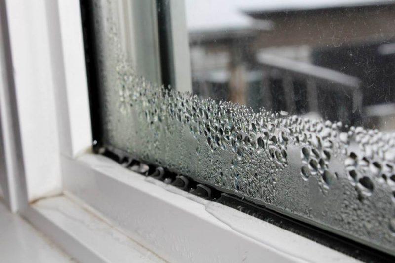 Window is Leaking
